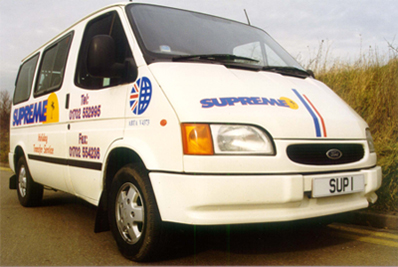 8 - 16 Seat Mini Bus Hire